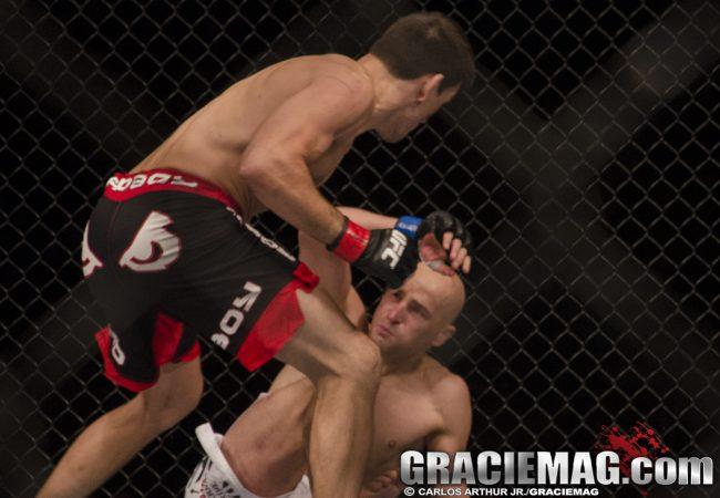 Vídeo: o primeiro knockdown aplicado pelo finalizador Demian Maia no UFC