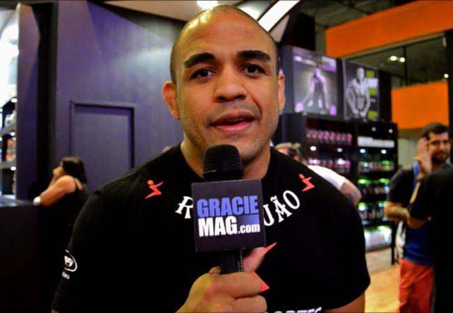 """Feijão pronto para Ryan Bader no UFC 174: """"Vou nocautear ou ser nocauteado"""""""