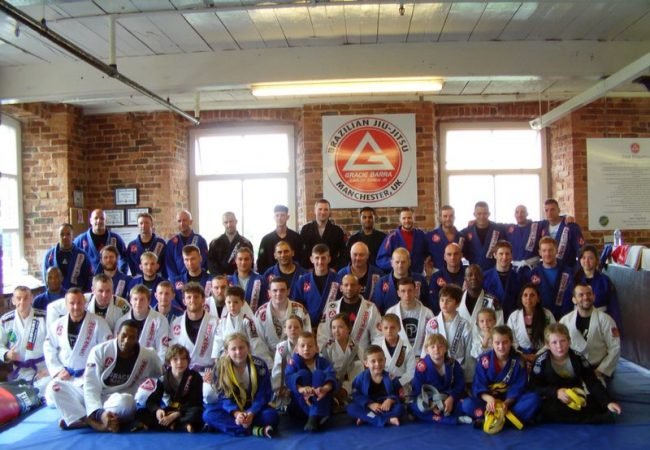 GB Manchester celebrates 1 year anniversary with belt ceremony