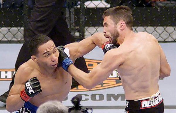 Vídeo: o poder de nocaute de John Dodson, peso-mosca do UFC