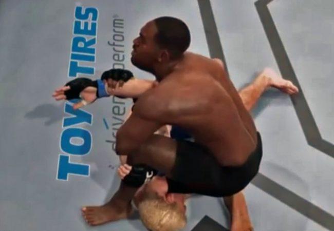 Vídeo: A kimura de Jones em Gustafsson no novo jogo do UFC