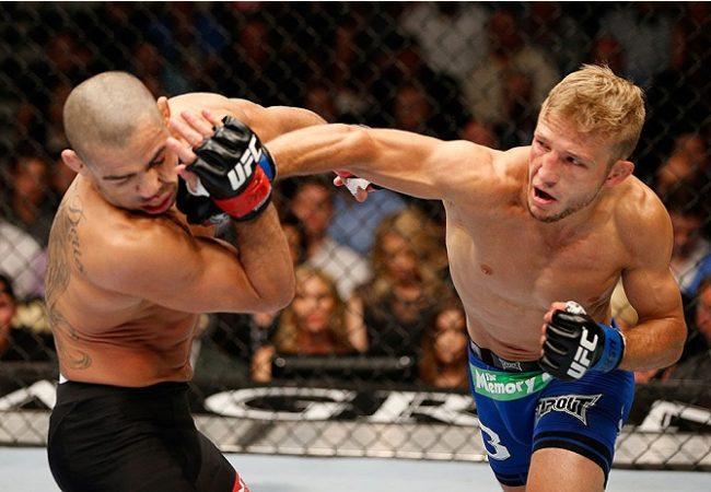 Dedé Pederneiras comenta golpe decisivo na luta de Barão no UFC 173