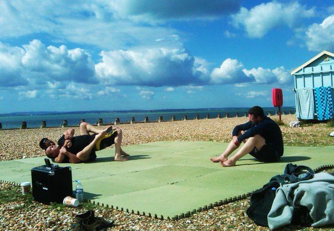 What is the best place to train Jiu-Jitsu?