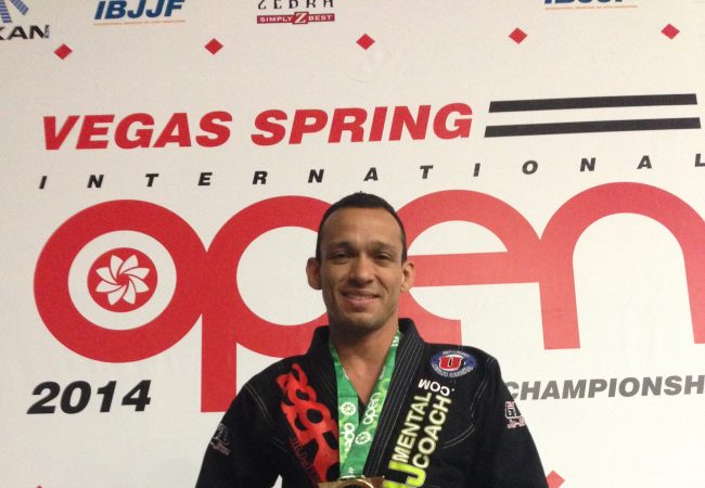Train with BJJ Mental Coach Gustavo Dantas at his North Phoenix affiliate