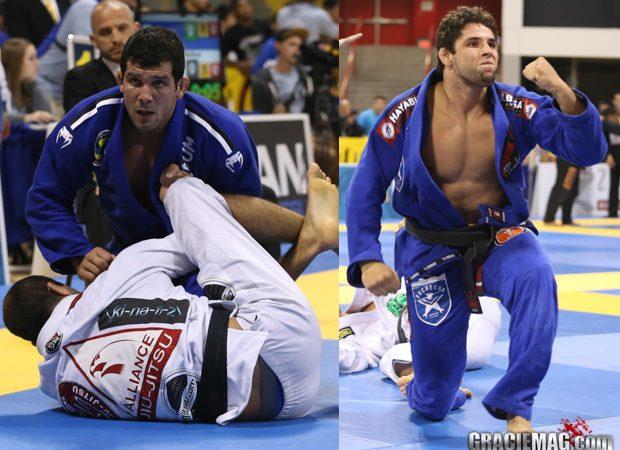 Mundial de Jiu-Jitsu: Marcus Buchecha e Rodolfo Vieira em mais uma final de absoluto