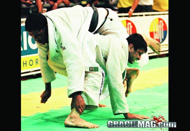 Vídeo: Roberto Roleta x Rodrigo Minotauro no Mundial de Jiu-Jitsu