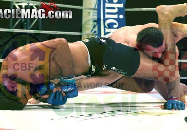 Watch Brazil x Croatia MMA battle with Minotauro x Crocop at PRIDE