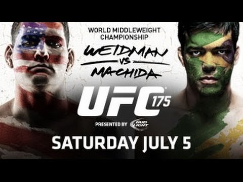 UFC 175: watch the extended preview of Weidman vs. Machida
