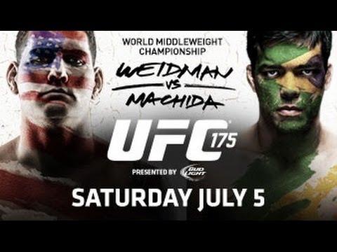 UFC 175: watch the extended preview of Weidman vs. Machida