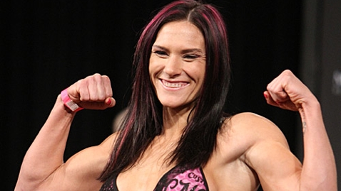 Video: Watch Cat Zingano's 14 Seconds Flying Armbar at the Grapplers Guest