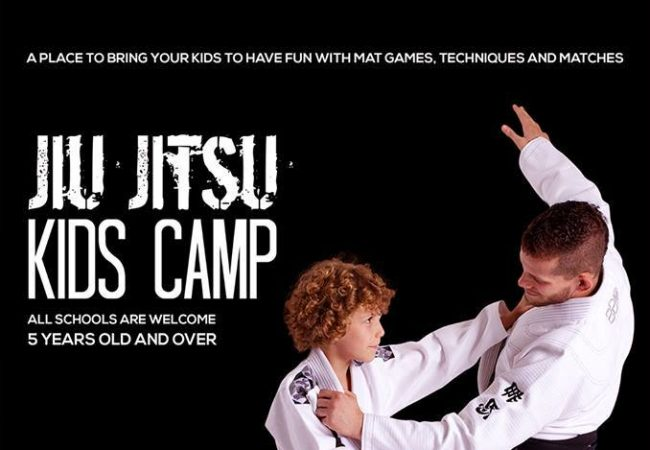 Bay area kids can learn Jiu-Jitsu at Institute of Martial Arts Kids Camp on July 26