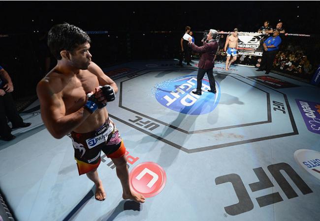 Vídeo: Os melhores lances do duelo Chris Weidman x Lyoto Machida no UFC 175