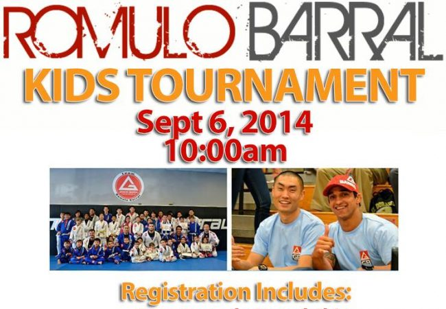 Romulo Barral Kids Tournaments at GMA GB Northridge on Sept. 6 boasts deals you can't miss