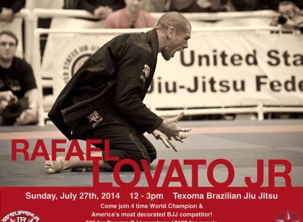 Rafael Lovato Jr. on the road; don't miss seminars in Texas & Oregon
