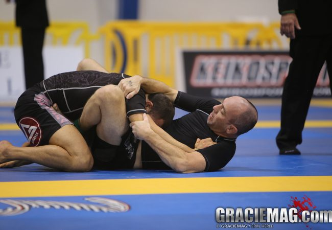 Video: Learn tips to defend and attack the no-gi butterfly guard