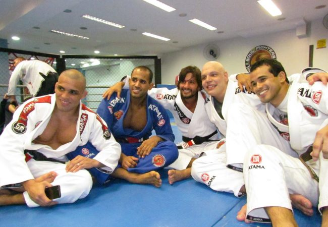 João Gabriel Rocha back in the gi and preparing his return to training