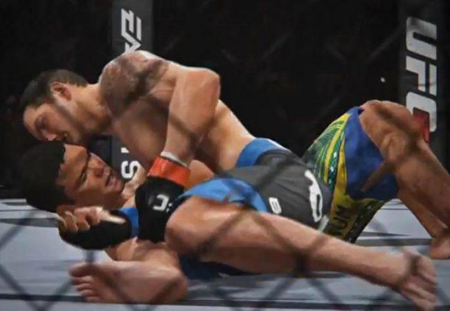 UFC 175: Weidman vence Machida e Ronda finaliza Davis em previsão da EA Games