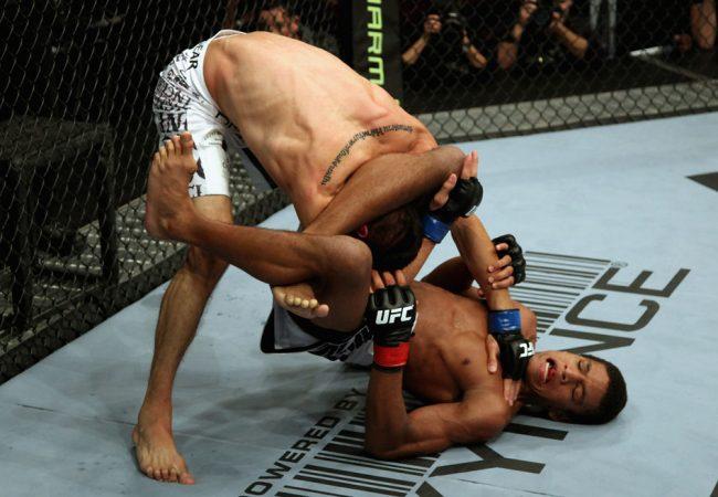 O Jiu-Jitsu que funciona no UFC: o triângulo de Alex Caceres