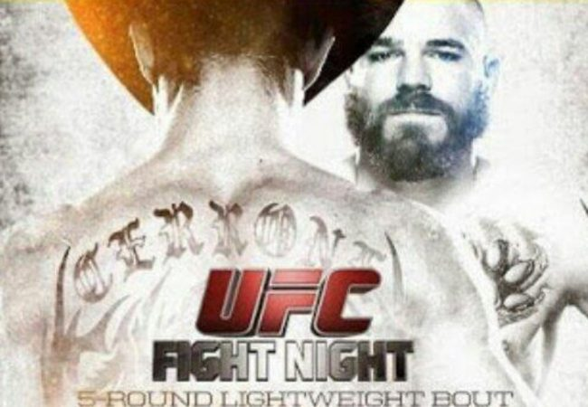 UFC Fight Night 45: Cerrone wins by knockout; other results