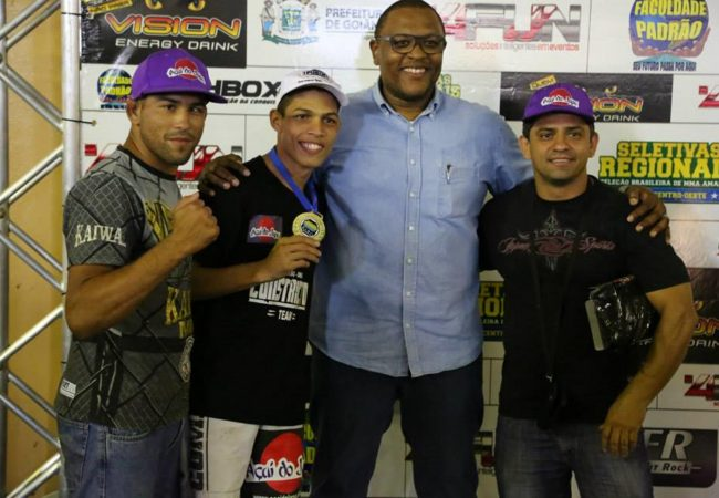Em carta aberta, Carlão Barreto explica polêmica envolvendo a Seleção de MMA Amador