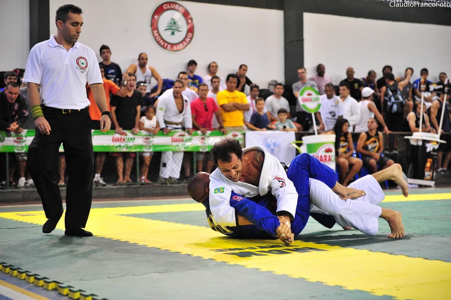 Encontro de Veteranos do Jiu Jitsu no Rio Foto Divulgacao