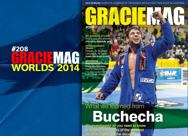 GM #208: what we learned from Buchecha