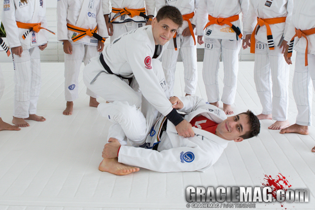 Rafael Mendes and Guilherme Mendes