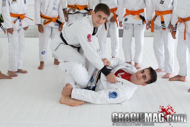 Rafael Mendes and Guilherme Mendes