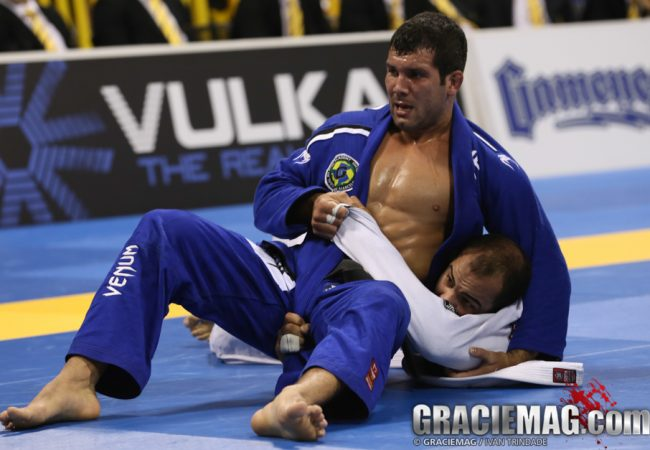 Video: Rodolfo Vieira teaches how to pass the worm guard