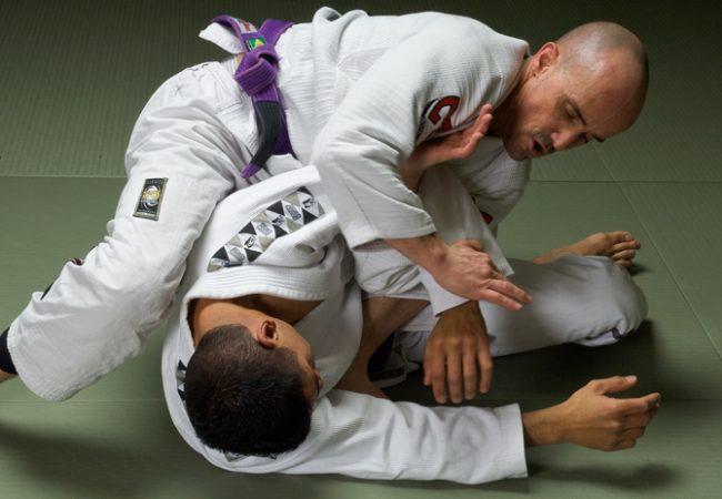 O dia em que um faixa-roxa venceu um faixa-preta no torneio de Jiu-Jitsu
