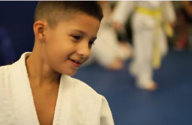 Os filhos andam com muita energia? Jiu-Jitsu neles!