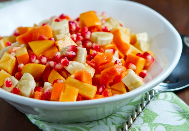 Gracie Diet: Combine the right things for a superb fruit salad for summer!