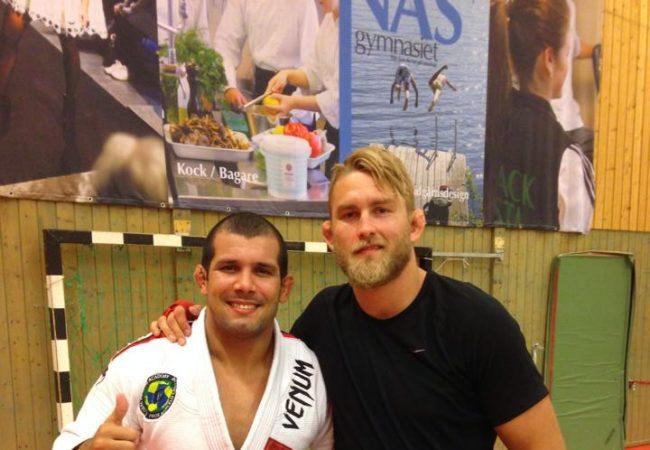 Rodolfo Vieira sofre lesão e cancela seminários de Jiu-Jitsu na Europa