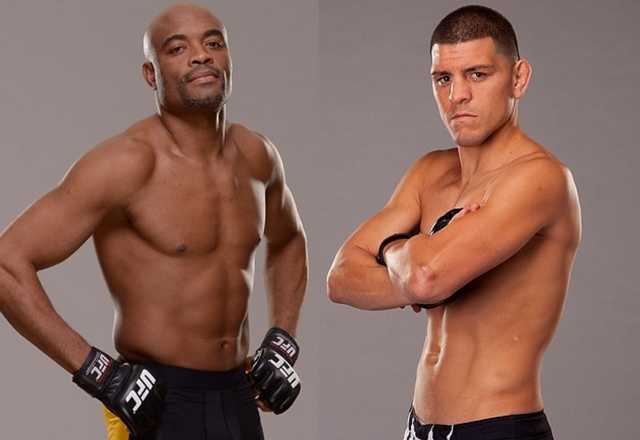 "Dana White: ""Silva vs. Diaz in Vegas, on January 31, 2015"""