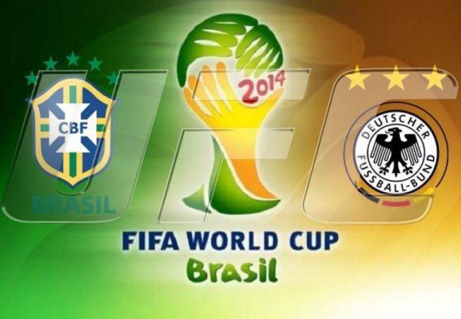 Vídeo: Confira um Brasil x Alemanha nas grades do UFC