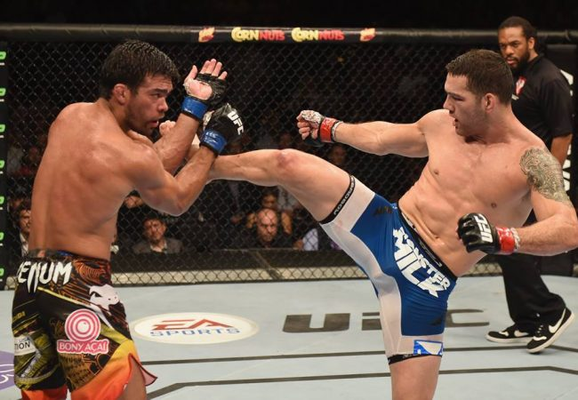 UFC 175: Chris Weidman supera Machida e Ronda Rousey atropela Davis