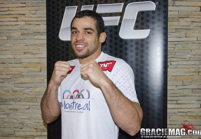 Renão Barão volta aos cages no UFC de Barueri, em dezembro