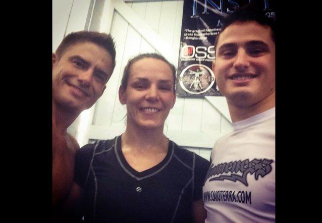 Caio Terra comenta treinos de Alexis Davis para vencer Ronda Rousey no UFC