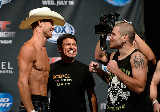 Confira os resultados do UFC Fight Night: Cerrone x Miller