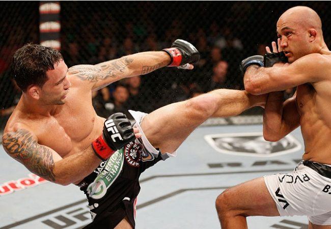 Vídeo: Veja a estreia de Frankie Edgar no MMA, há 9 anos