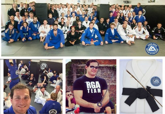 GMA Roger Gracie Academy Buckinghamshire celebrates one-year anniversary