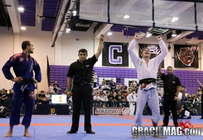Gianni Grippo é ouro no peso e absoluto do New York Summer Open
