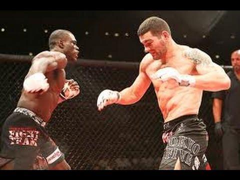 Vídeo: O duelo de Chris Weidman e Uriah Hall antes do UFC