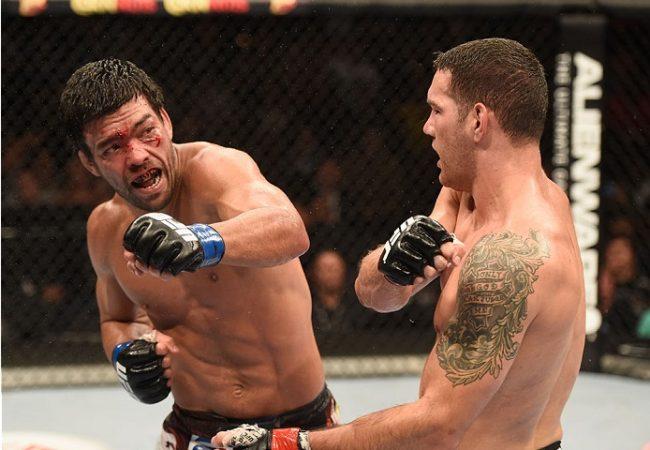 Câmera lenta: Chris Weidman, Lyoto Machida e mais do UFC 175
