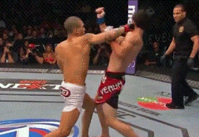 Vídeo: Reveja o nocautaço de Lucas Mineiro no UFC Fight Night