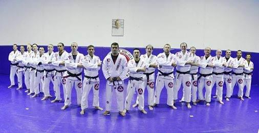 GB Black Belts in Australia.
