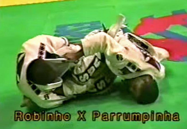 Relembre Robinho Moura x Parrumpinha no Mundial de 2000