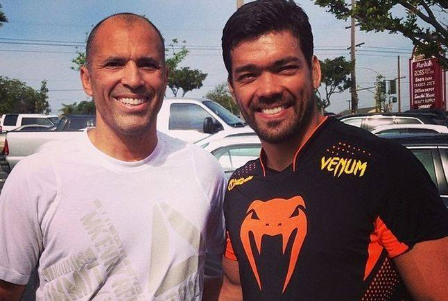 Video: Lyoto Machida's inspiration in the Gracie family to fight in the UFC