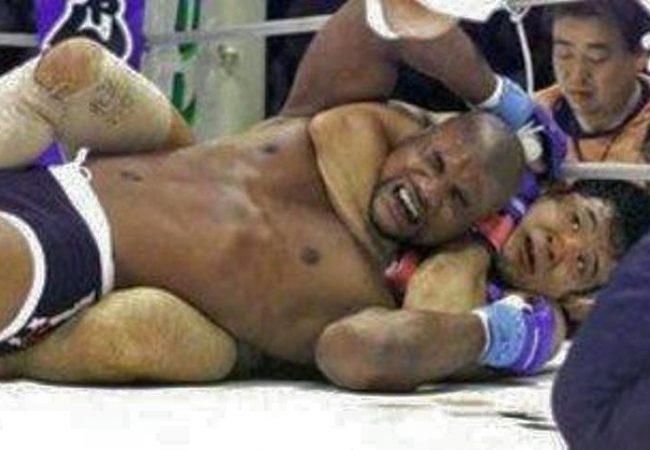 Jiu-Jitsu: Relembre o mata-leão de Sakuraba em Rampage, no Pride 15
