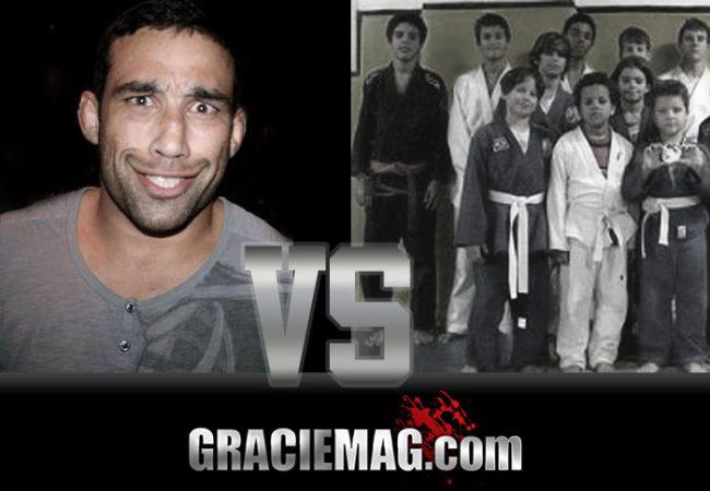 Vídeo: O dia em que Fabrício Werdum foi vencido por crianças do Jiu-Jitsu